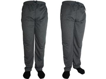 Spodnie dresowe męskie 2XL / 3XL Duże Wygodne