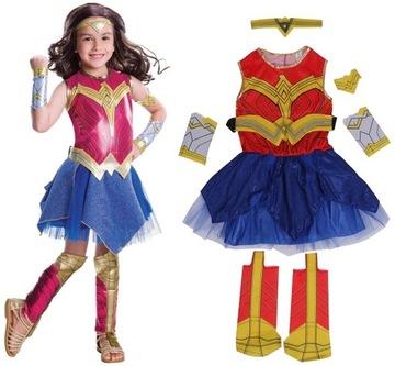 Wonder Woman Kostium Niska Cena Na Allegro Pl