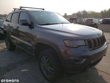 Jeep Grand Cherokee IV Terenowy Facelifting 5.7 V8 352KM 2016 Jeep Grand Cherokee 352KM