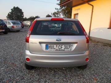 Ford Fiesta VI 2007 FORD FIESTA TYLKO 140 TYS.KM !!!, zdjęcie 4