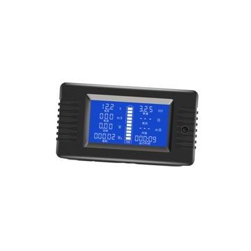 Тестер емкости аккумулятора Индикатор напряжения Измерительное устройство