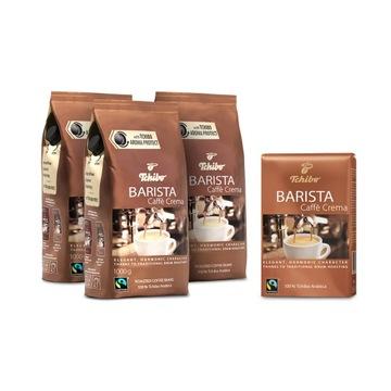 Tchibo Barista Caffe Crema 3 кг + 0,5 кг кофе