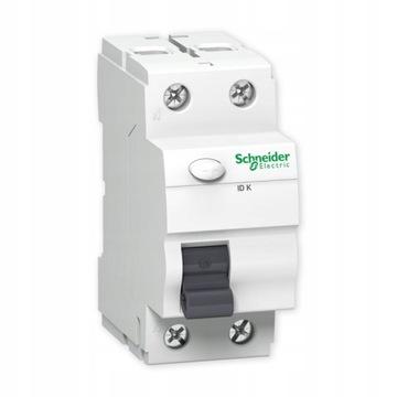 SCHNEIDER Автоматический выключатель остаточного тока 1-фазный 2P 25A