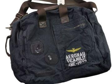AERONAUTICA MILITARE Limited torba podróżna Pilota
