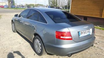 Audi A6 C6 Limousine 2.0 TFSI 170KM 2006 AUDI A6 2.0 TFSI 170 KM, zdjęcie 2