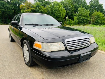 Mercury 2009 Ford Crown Victoria P71 Street Appearance Package
