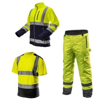 Комплект мужской одежды по охране труда, размер XL, NEO