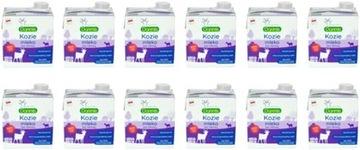 Козье молоко без лактозы 12 шт. 0,5 л. УВТ 2,5% жирности.