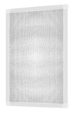 Москитная сетка для оконной алюминиевой рамы - на заказ