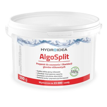 Hydroida AlgoSplit Bacteria устраняет запах водорослей 05