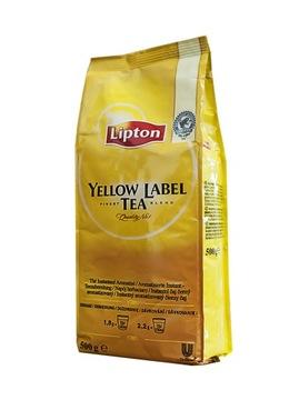 LIPTON Yellow Label 0,5 кг черный растворимый чай