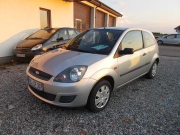 Ford Fiesta VI 2007 FORD FIESTA TYLKO 140 TYS.KM !!!, zdjęcie 1