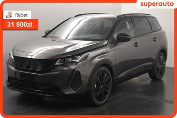 Peugeot 5008 II Crossover Facelifting 1.2 PureTech 130KM 2021