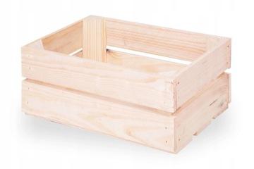 Деревянный ящик, деревянные ящики 38x28x16