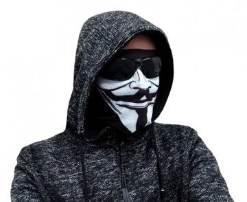Maska Guy Fawkes Niska Cena Na Allegro Pl