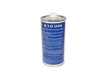 Fenosol S-10 - Жидкость для стирки ПВХ белого цвета.
