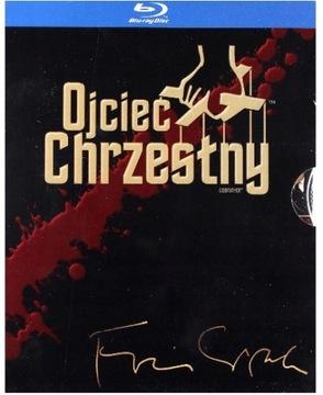 OJCIEC CHRZESTNY TRYLOGIA + Bonus 4xBLU-RAY BOX