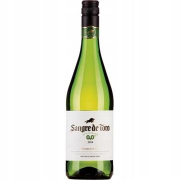Вино Испания Сангре Де Торо Белое БЕЗ АЛКОГОЛЬНОЕ