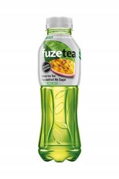 Fuze Tea холодный чай без сахара 500 мл маракуйя