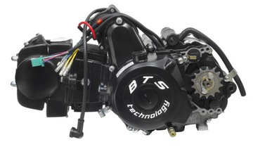 Двигатель 1+ 1 atv quad 125 kxd bombardier eagle force, фото 2