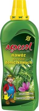 Жидкое удобрение AGRECOL для горшечных растений 350 мл