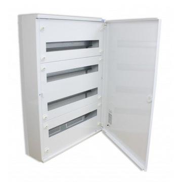 Модульное распределительное устройство EATON 4x24, поверхностный монтаж xBoard