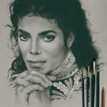 Пользовательский портрет по фотографии Карандашный рисунок