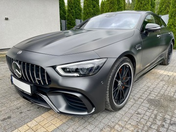 Mercedes AMG GT Coupe 4d 4.0 63 S 639KM 2019