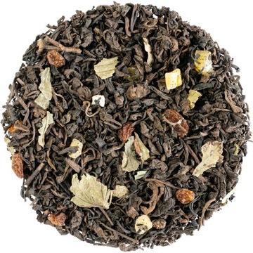 Красный чай PU ERH INDIAN FIGA - 100g HIT