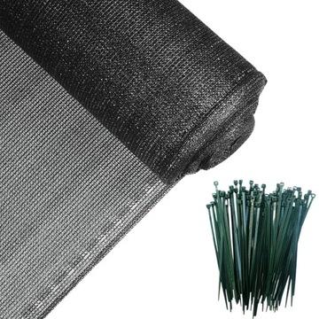 SHADE MESH 90% Маскировочная крышка Fence 1.5x50
