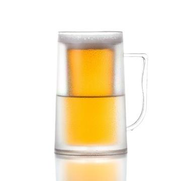 Кружка для жидкого пива 500 мл МАКСИМАЛЬНАЯ КРУЖКА ДЛЯ ХОЛОДНОГО ПИВА