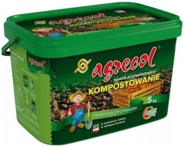 AGRECOL Компостирование ускоряющих удобрений 5 кг