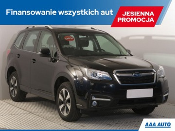 Subaru Forester IV Terenowy Facelifting 2.0i 150KM 2018