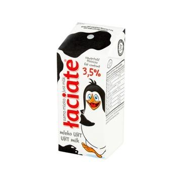 Aciate UHT Milk 3.5% 200 мл Млекпол