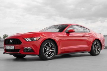 Ford Mustang VI Convertible 2.3 EcoBoost 317KM 2017