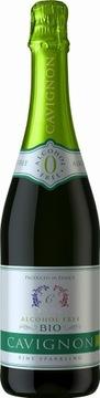 CAVIGNON SPARKLING BIO безалкогольное игристое вино