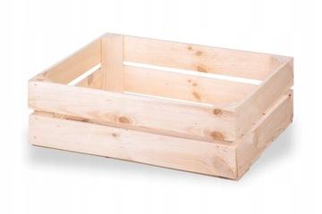 Ящики деревянные, ящик деревянный 50х40х16