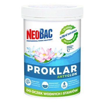 NeoBac PROCLAR Bacteria Eyes Борьба со слизью водорослей