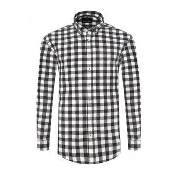 Koszula flanelowa w Koszule męskie Allegro.pl  R2XWo