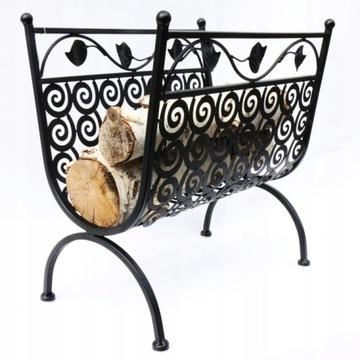 Металлическая садовая корзина для газет деревянная вешалка