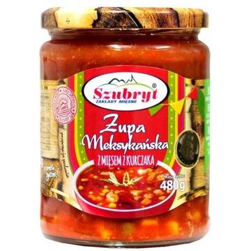 Мексиканский куриный суп - без консервантов