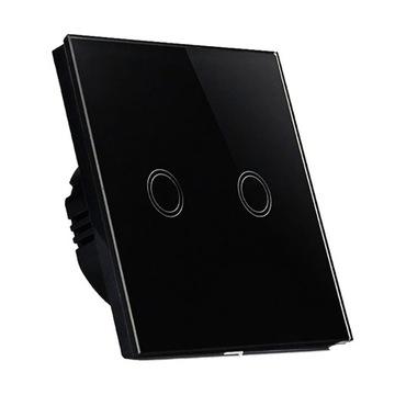 ВЫКЛЮЧАТЕЛЬ LED, двойное стекло, сенсорный экран