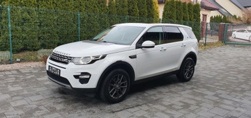 Land Rover Discovery Sport SUV 2.0 eD4 150KM 2016