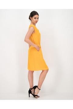 Sukienka żółta Reserved 34 S