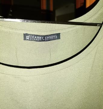 Carry nowa sukienka XL khaki