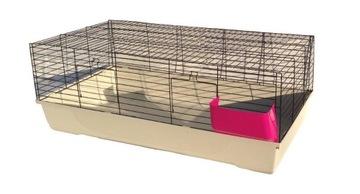 клетка для кроликов 120 CM PIGS FRETKI