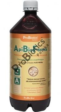 Комбикорм для пчел ApiBioFarm- 1 литр