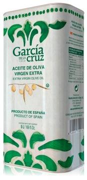 Испанское оливковое масло - 0,3% Extra Virgin 5 л - очень свежее