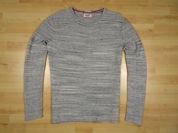 Tommy Hilfiger Bluza Sweter Bawełna M/L