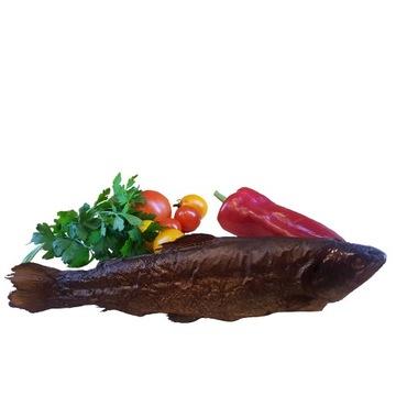 ФОРЕЛЬ TATRZAŃSKI Рыба, копченая по традиции